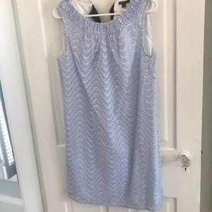 Brooks Brothers Lavender Summer Dress